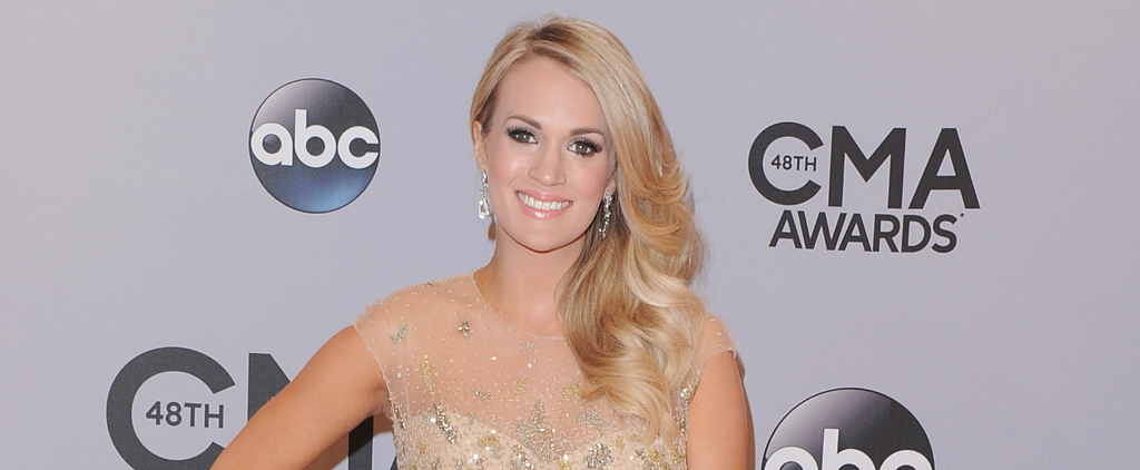 The Secret to Carrie Underwood's CMAs Glow Is in Your Kitchen