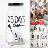The Countdown Is On! 18 Gorgeous Advent Calendars to Make or Buy