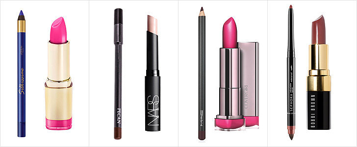 How to Perfectly Pair Lipsticks and Liners For Your Skin Tone