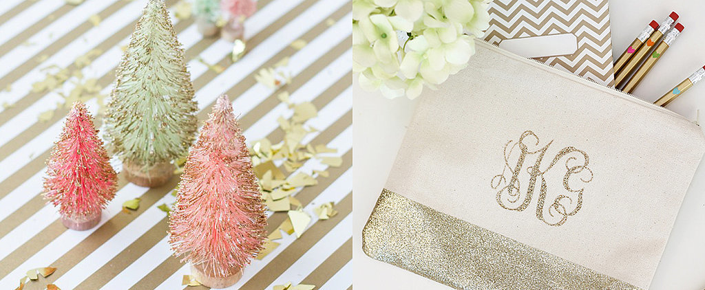 Go Gaga For Glitter With These 29 Sparkly DIYs