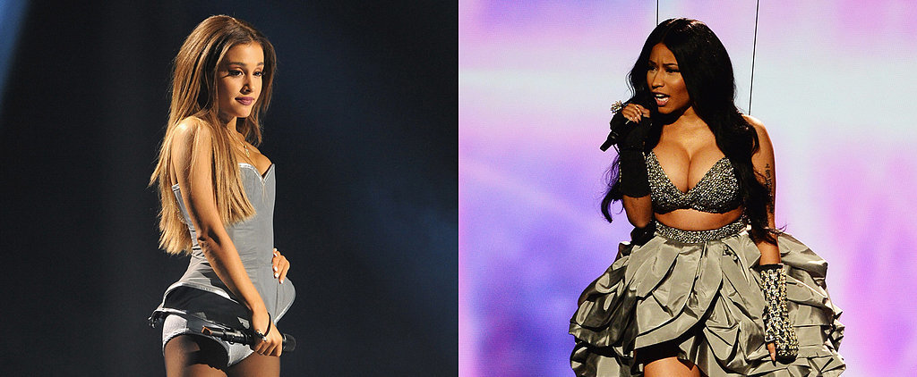 Nicki Minaj and Ariana Grande Steal the Show at the MTV EMAs