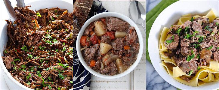 Where's the Beef? 25 Kid-Friendly, Meaty Crockpot Recipes