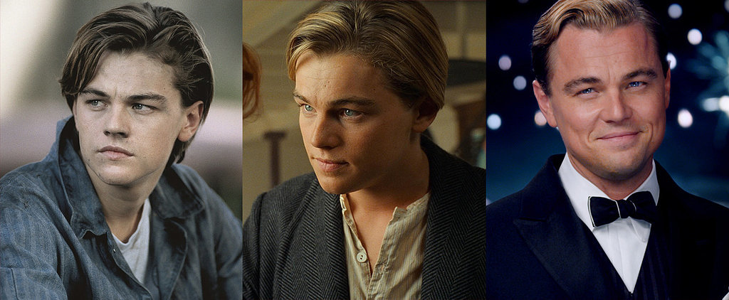 How Leonardo DiCaprio Went From Teen Heartthrob to Sexy Leading Man