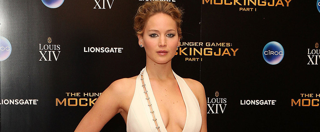 Jennifer Lawrence Sets the Red Carpet on Fire at the Mockingjay World Premiere