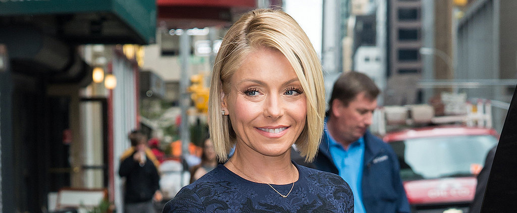 Kelly Ripa Says She's a Mom First, Friend Second