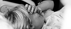 When Your Pregnant Photographer Captures Your Birth, the Results Are Stunning