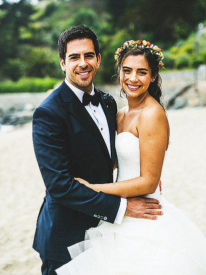 Eli Roth Marries Lorenza Izzo