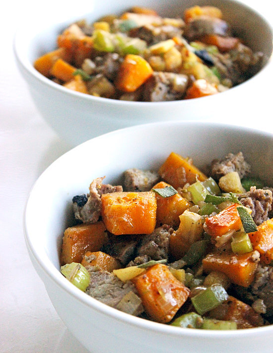 Sausage, Apple, and Butternut Squash Stuffing | Our 25 Most-Pinned ...