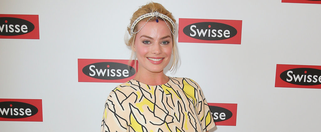 See Margot Robbie's Bright and Bold Stakes Day Style