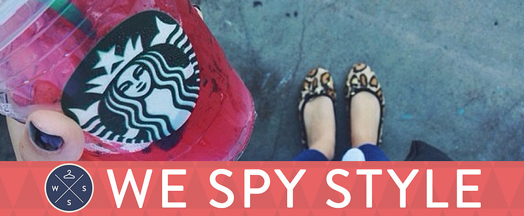 We Spy: Starbucks Bans Hollywood's Hottest Hair Color Trend!