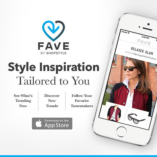 FAVE app by ShopStyle