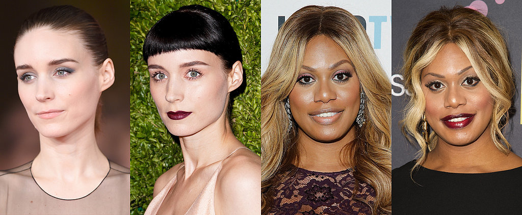 15 Celebrities Who Prove That Dark Lips Work For Everyone