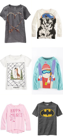Cute Graphic Tees For Kids