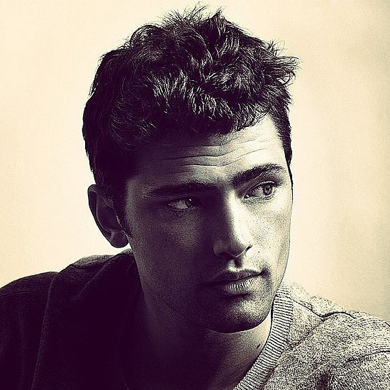 Hot Pictures of Male Model Sean O'Pry