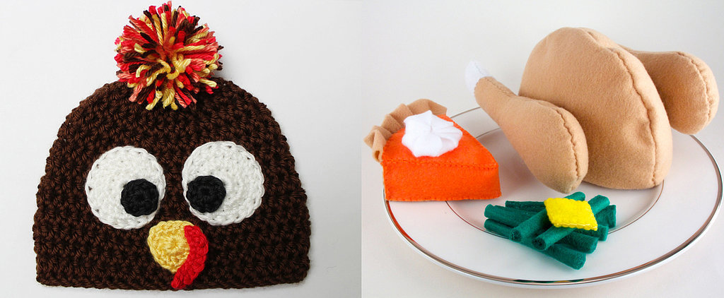 Gobble, Gobble! 10 Fun Turkey Finds From Etsy