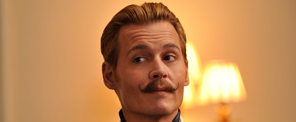 Johnny Depp and Gwyneth Paltrow Get Naked in the New Mortdecai Trailer