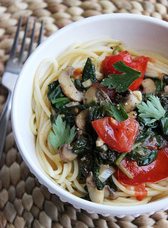 Dinner — 228 Calories