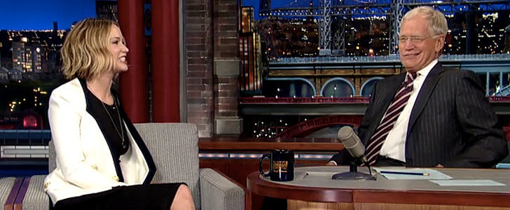 "Jennifer Lawrence Showcases Her ""Tone-Deaf Amy Winehouse"" Singing Voice"