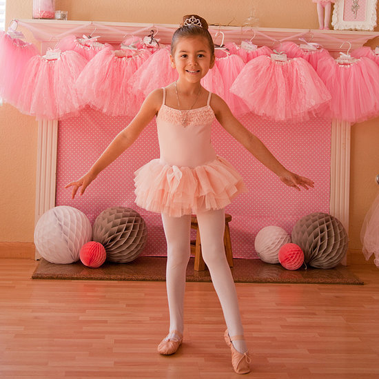 Ballet-Themed Birthday Party