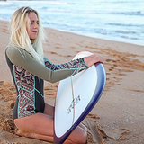 Surfer Laura Enever Shares Her Health and Fitness Secrets