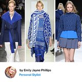 How To Wear Autumn Winter 2014 Colour Trends