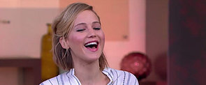 "Jennifer Lawrence Admits She ""Followed"" Josh Hutcherson to Be His Neighbour"