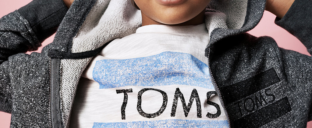 Sneak a Peek at All the Great Kid Finds in the TOMS For Target Collection