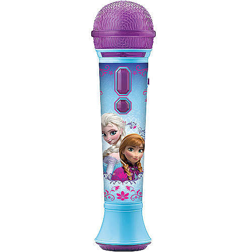 Frozen MP3 Microphone