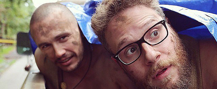 Here's the First Clip of James Franco and Seth Rogen on Naked and Afraid