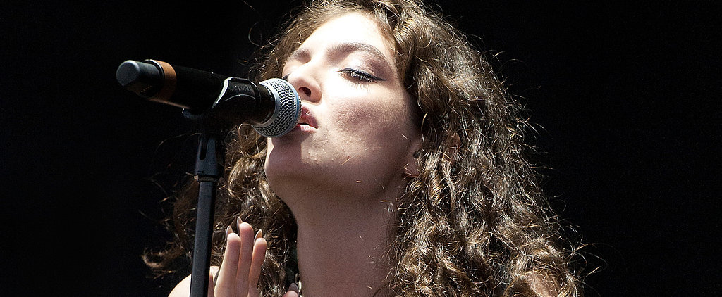 Lorde Explains How She Got Inside Katniss Everdeen's Head For the Mockingjay Soundtrack