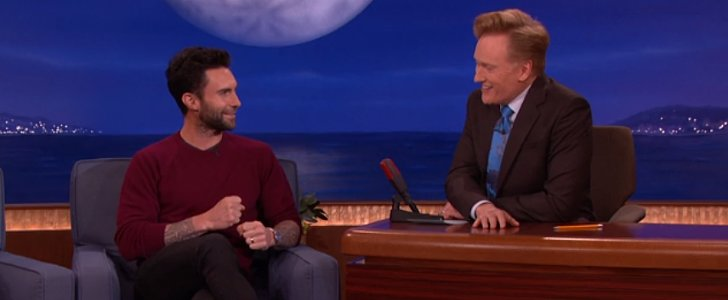 Adam Levine Says Blake Shelton Wants to Have Sex With Him