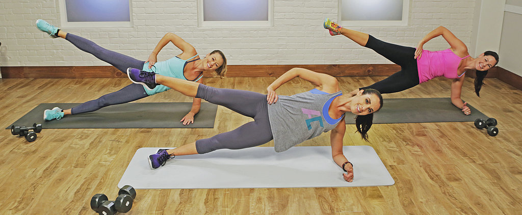 Fast and Furious Calorie Burn: 15-Minute Full-Body Workout