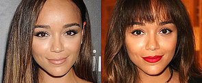 Ashley Madekwe Changed Up Her Look With a Bang