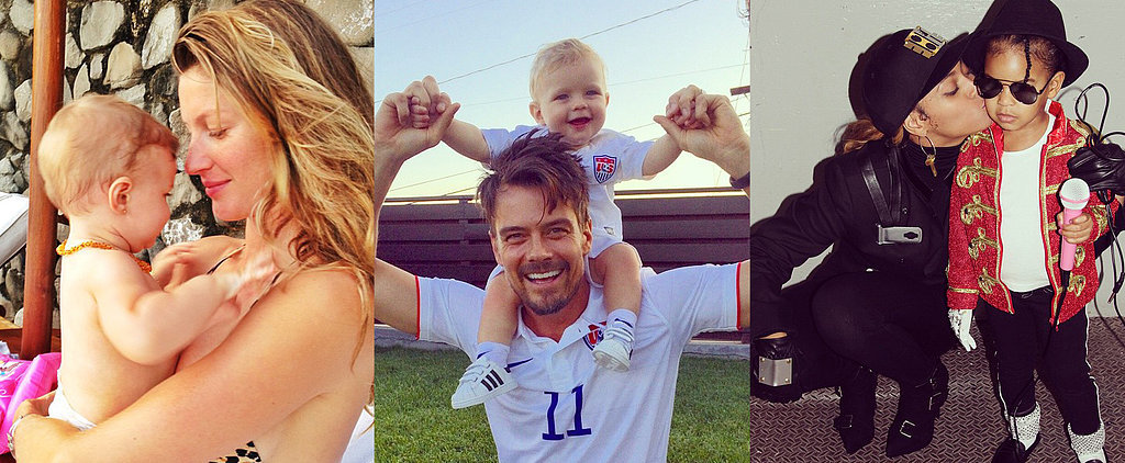 20 Celebrity Families to Follow on Instagram