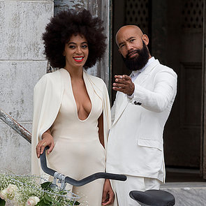 Solange Knowles Wedding Pictures