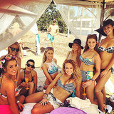 The Bachelor Australia 2014 Girls Bikini Reunion