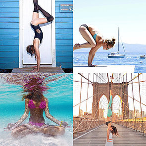 Instagram Yoga Poses to Inspire