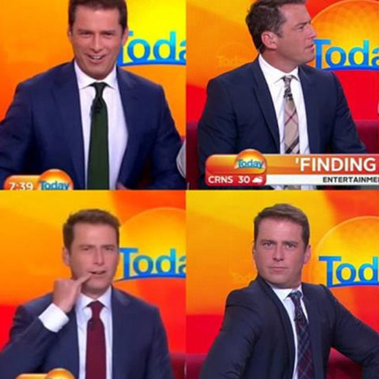Karl Stefanovic Wears Same Suit Every Day on Today Show