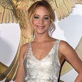 Jennifer Lawrence at Mockingjay Part 1 LA Premiere Photos