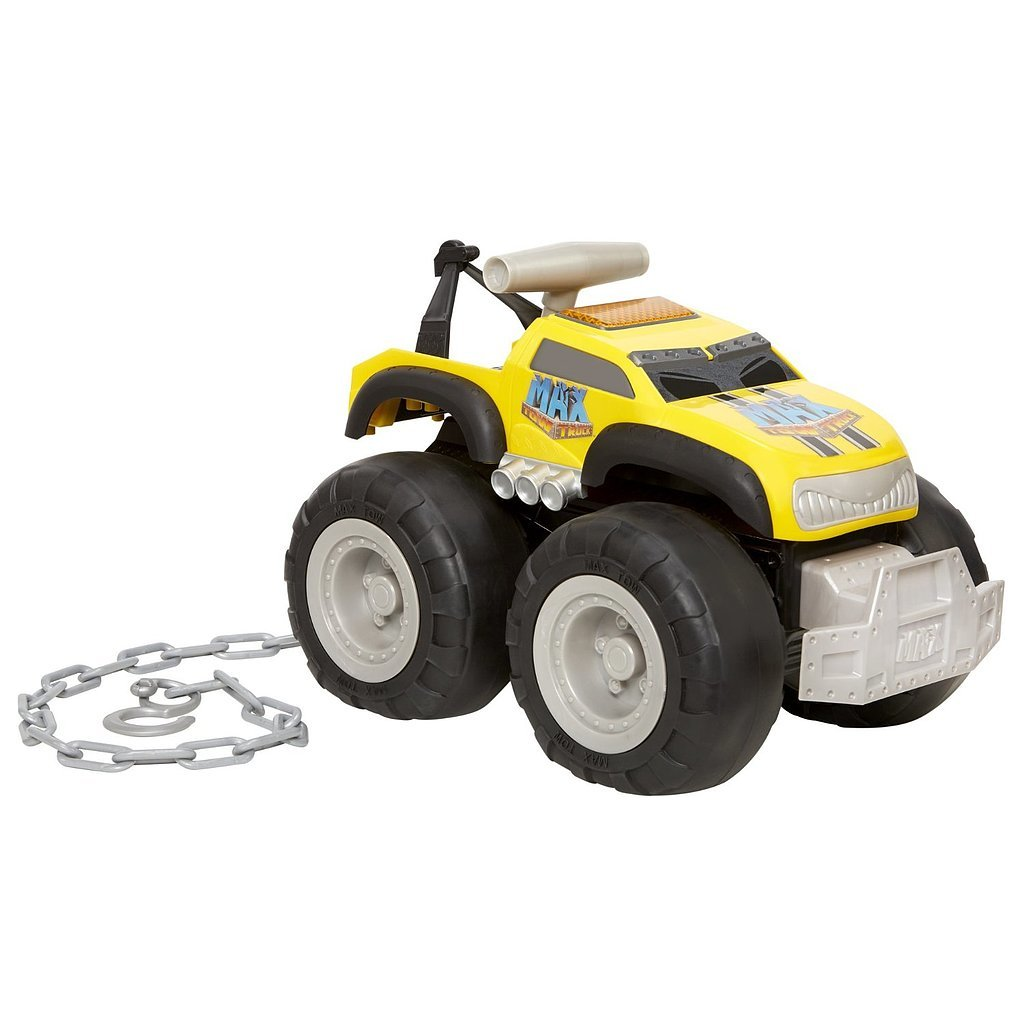 For 6-Year-Olds: Max Tow Truck