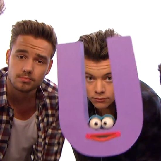 One Direction Appearing on Sesame Street