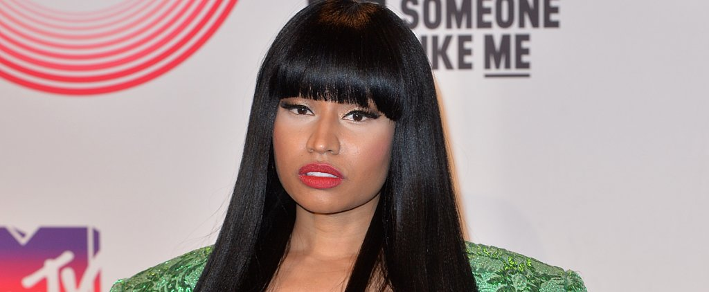 Nicki Minaj Gets Emotional in Her New Single