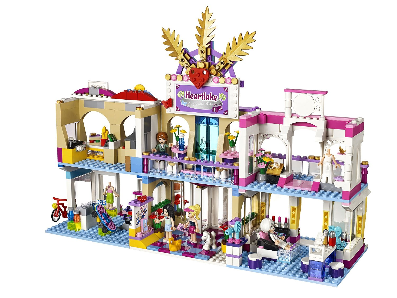 Lego Friends Heartlake Shopping Mall