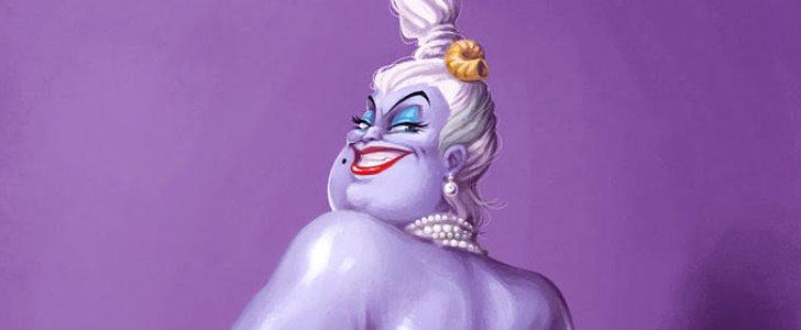 Cartoon Characters Parody Kim Kardashian's Butt-Baring Photo Shoot