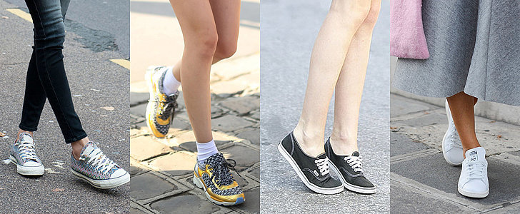 50 Outfits That Prove 2014 Was Officially the Year of Sneakers