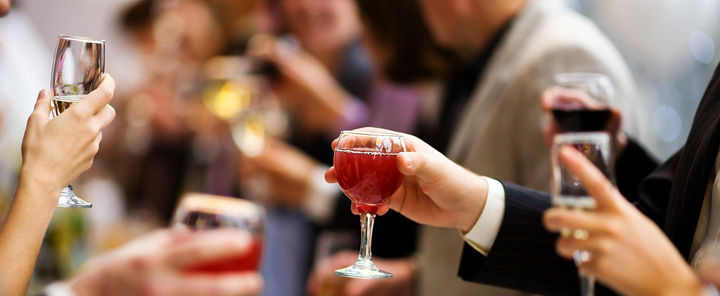 Here's How to Get Out All Those Difficult Holiday Party Stains