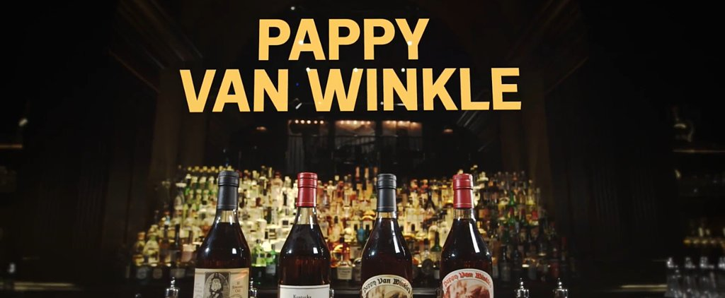 Why People Are So Obsessed With Pappy Van Winkle