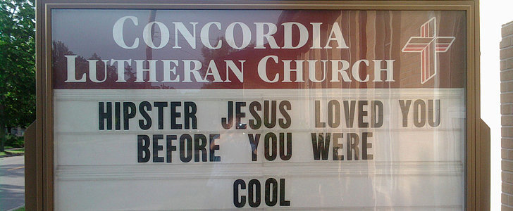 16 Brilliant Marquees That'll Make You Laugh Your Pants Off