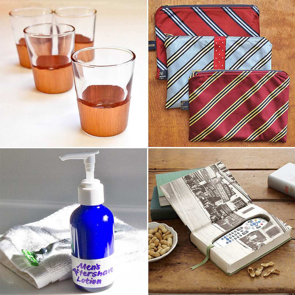 Diy gifts for guys popsugar smart living for Easy gifts for men