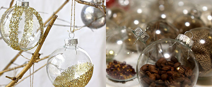 26 DIY Glass Ball Ornaments to Make Your Tree a Wintry Wonder